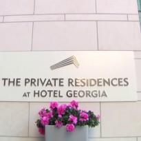 Hotel Georgia – Rosewood Residence suite