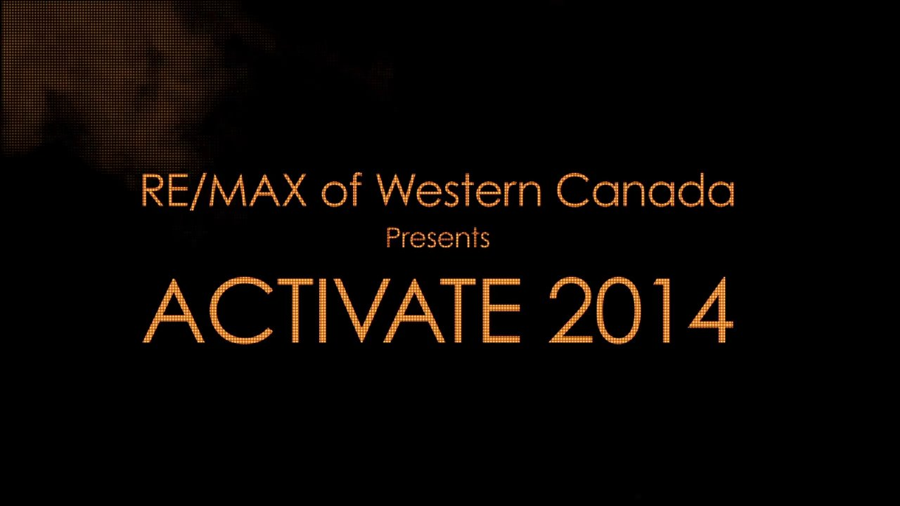 REMAX 2014 Activate promo